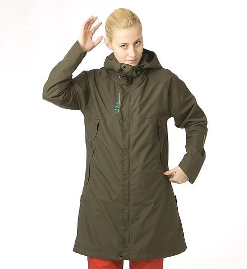Dámský prodyšný kabát Shine - nepromokavý  0711fe25f80