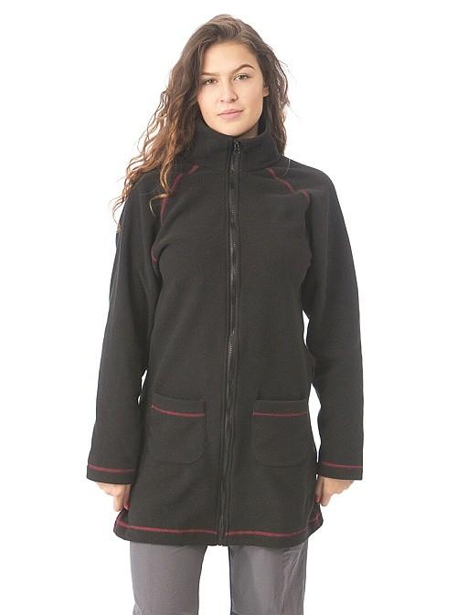 Dámská fleece - zateplení membránového kabátu Shine  5c2e62de988
