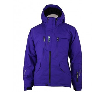 Unisex outdoor bunda Mountain - Blue