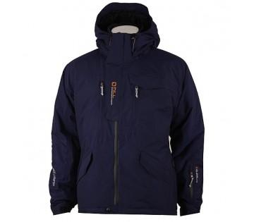 Pánská zimní bunda Mountain - Night Blue bf4ee666e87